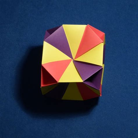Simple Modular Origami - 17 best images about creative sonobe on