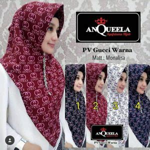 Harga Jilbab Gucci jilbab pv gucci warna anqueela 183 sentral grosir jilbab i