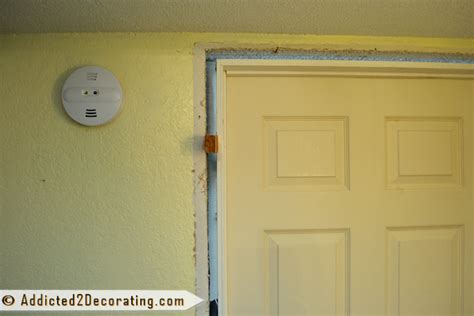 How To Hang Prehung Interior Door How To Install A Prehung Door Tips From A Novice