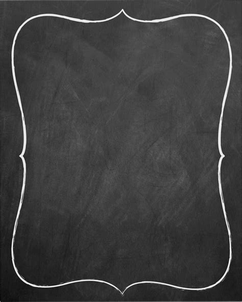 free chalkboard template 25 best ideas about chalkboard background on