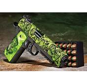 Standard Issue Iver Johnson Eagle LR Zombie Review  Guns