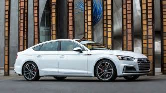 Audi A5 5 Door Review 2018 Audi A5 And S5 Sportback Drive Hatchbacks Are