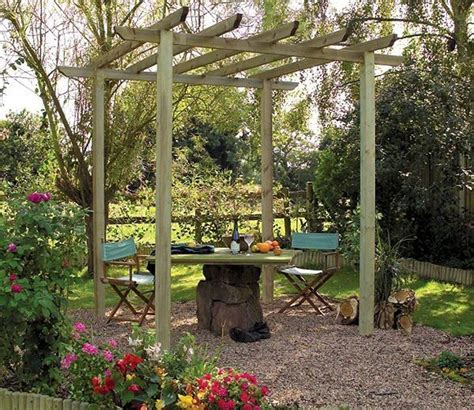 wooden garden pergola grange traditional garden pergola gardensite co uk