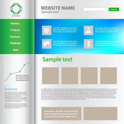 9 Designs Of Minimalist Website Templates Minimalist Web Templates