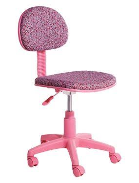 chaise de bureau pour fille chaise bureau fille bureau design blanc lepolyglotte