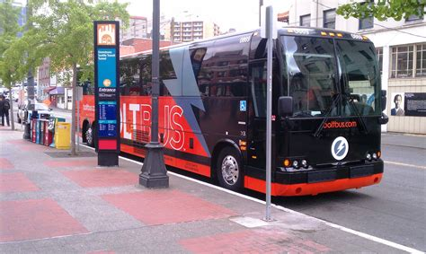 do bolt buses have bathrooms boltbus and greyhound travel portland