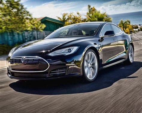 Where Is The Tesla Electric Car Made Tesla Electric Car