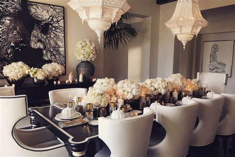 khloe kardashian home decor kris kim khloe kourtney kardashians home luxury design indulgences inside khloe kardashian s extravagant thanksgiving dinner