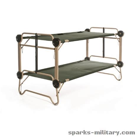 military bed us military cing cot bunk bed disc o bed buy at