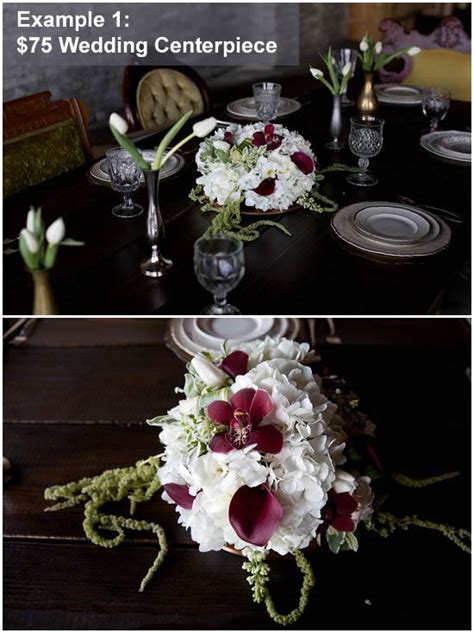 how much do wedding centerpieces cost how much do flower centerpieces cost for a wedding