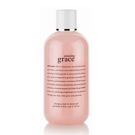 Amazing Grace Shampoo Bath Shower Gel philosophy amazing grace shampoo bath shower gel
