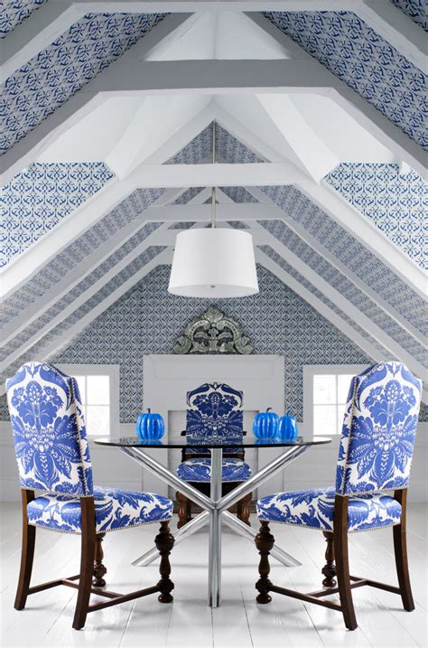 Decorate Ceiling With Fabric by How To Decorate A Room With Angled Ceilings