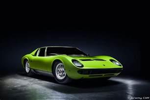 Lamborghini Miura Green Lamborghini Miura Classic Supercars Xtreme Xperience