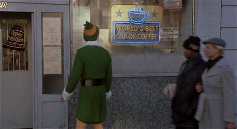 world s best cup of coffee mug elf movie will ferrell sign buddy the elf s 4 tips for customer delight tim miles co