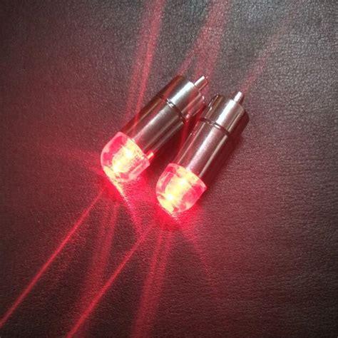 10pcs lot multicolor led submersible mini blinking lights