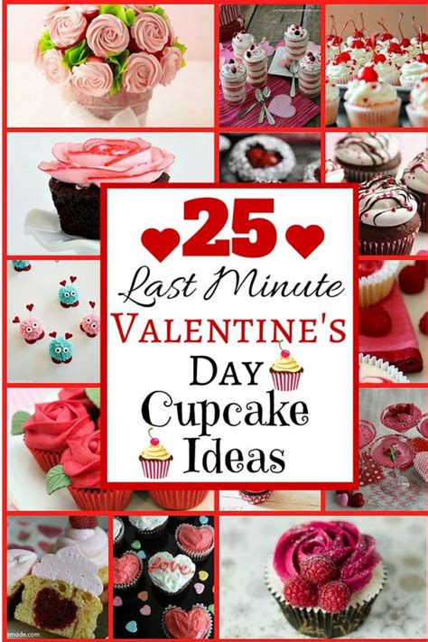 Last Minute Valentines Specials by 25 Last Minute S Day Cupcakes Ideas The Budget