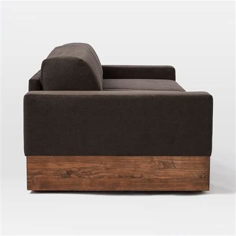 Emery Sofa Twin Daybed Trundle West Elm Sofa Daybed With Trundle