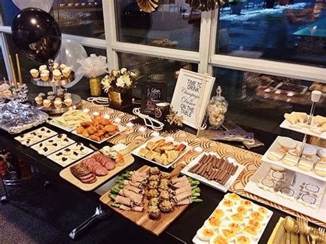 Great Gatsby Themed Food | closet full of nothing a great gatsby holiday party