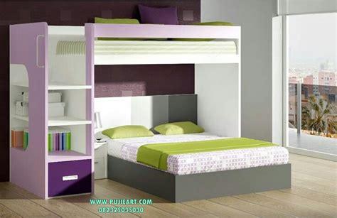 Kasur Tingkat Minimalis Murah tempat tidur anak tingkat murah ranjang anak tingkat murah