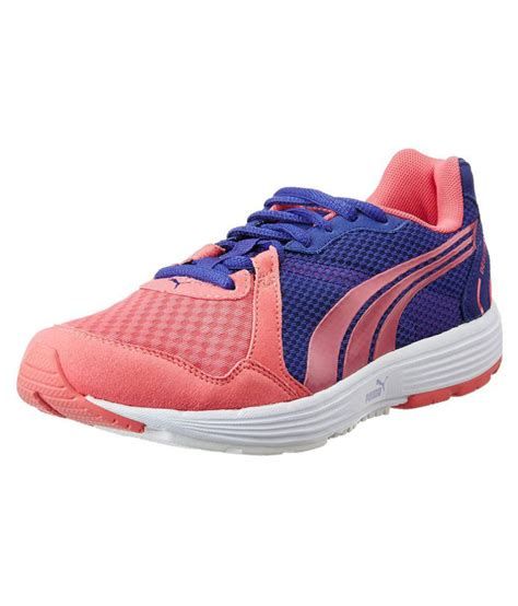color pumas shoes multi color badminton shoes price in india buy