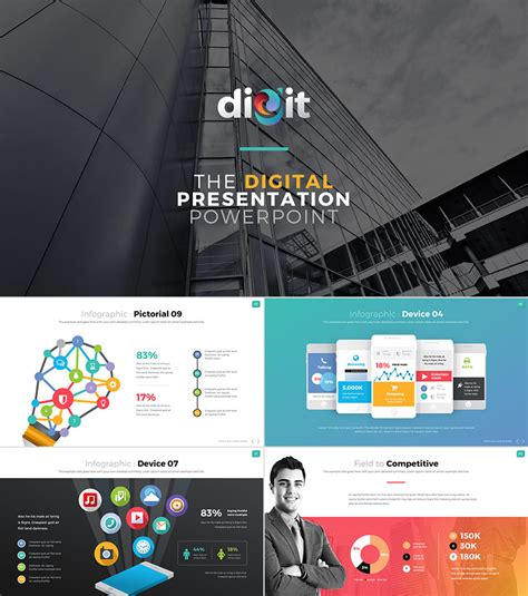 15 Professional Powerpoint Templates For Better Business Presentations Template For Business Presentation