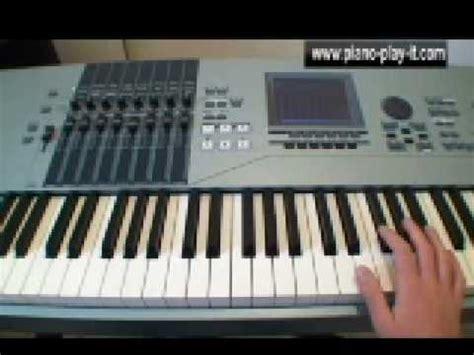 game boy keyboard tutorial beyonce if i were a boy piano tutorial youtube