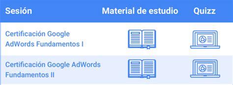 preguntas google adwords certificaci 243 n de google adwords world wide marketing
