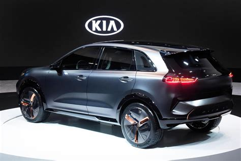 Kia Niro 2019 by 2019 Kia Niro Ev Revealed In South Korea Autoevolution