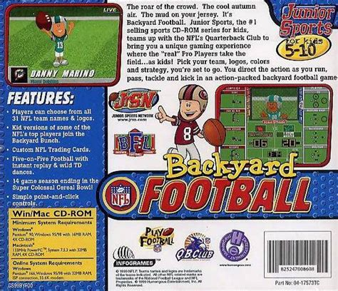 backyard football 2002 cheats gamespace11box gamerankings