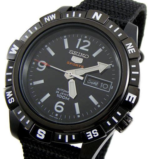 bid or bay stopwatches sport watches new seiko 5 sport automatic