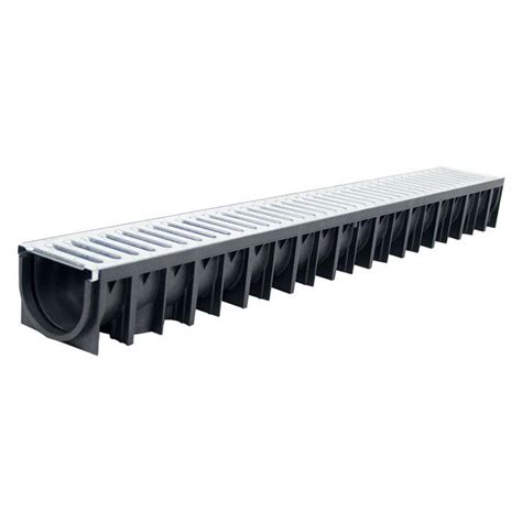 Disposal Of Kitchen Knives Channel Drainage Domestic With Stainless Steel Grate 1m