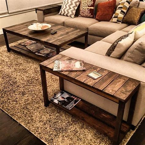 Rustic Table Ls Living Room by 1000 Ideas About Rustic Sofa Tables On Rustic