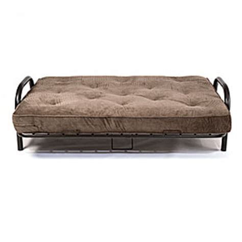 biglots futon black futon frame with check plush futon mattress set