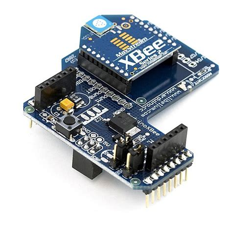 Arduino Xbee 301 moved permanently