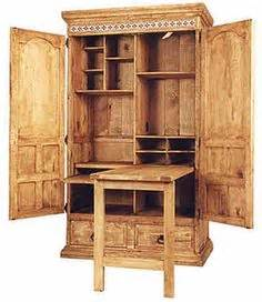 Computer Armoire With Fold Out Desk 1000 Images About Armoire On Computer Armoire Armoires And Computer Desks