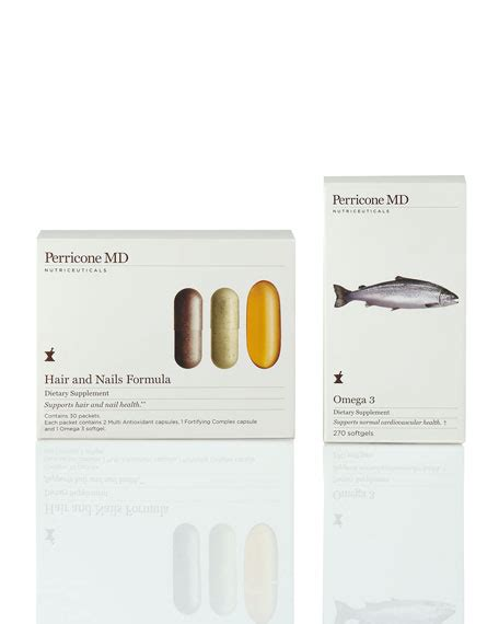 supplement 4 mu perricone md health supplement set