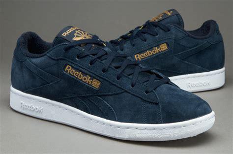 Sepatu Merk Uk 40 sepatu sneakers reebok npc uk s navy white
