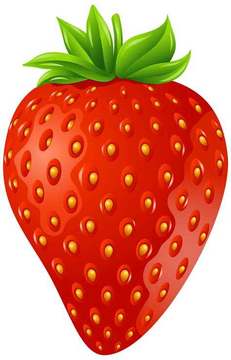 strawberry clipart strawberry clip art image clipartix