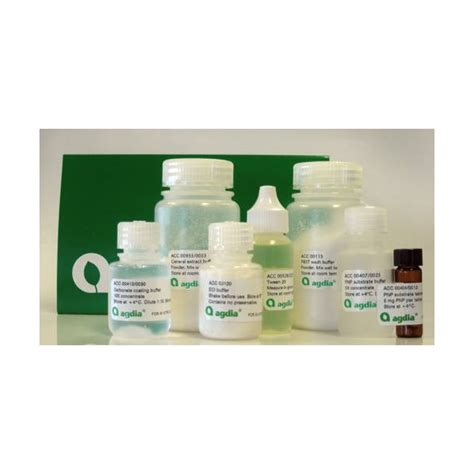 Tas Elisa by Agdia Buffer Pack Das Or Tas Elisa Alkphos No Eci Buffer