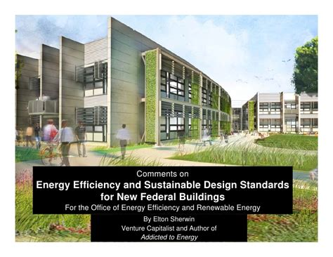 Design Guidelines For Government Buildings | federal buildings elton sherwin comments on energy