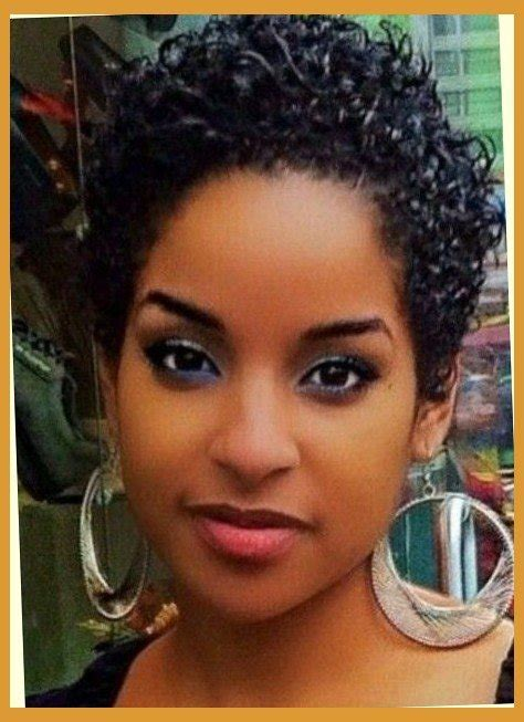 pictures of natural hairstyles for older african american women the most stylish short natural hairstyles for african