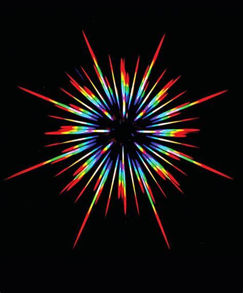 diffraction pattern for white light white light diffraction