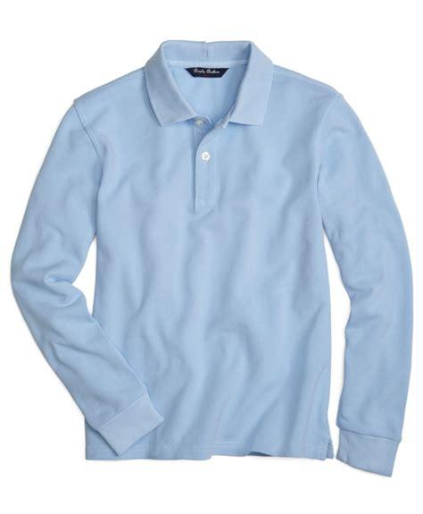 light blue sleeve polo boys light blue sleeve polo shirt brothers