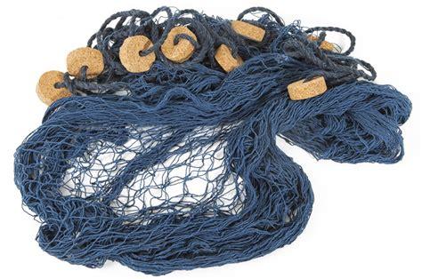 fischernetz deko fischernetz deko blau 230x300cm bestellen bei mare me