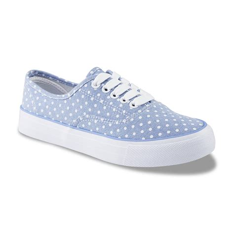 bongo shoes bongo s charlize blue white fashion sneaker shoes