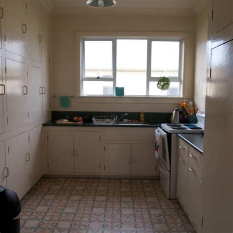 1940s home decor style 1940 s nz kitchen small awkward ish layout