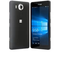 The lumia 950 is one of two windows 10 mobile flagship phones to be