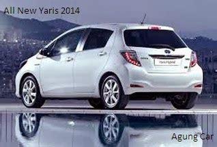 Spoiler All New Yaris 2014 With L all new toyota yaris 2014 lebih menjanjikan agung car
