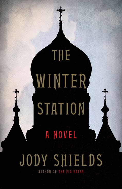 review the winter station by jody shields book