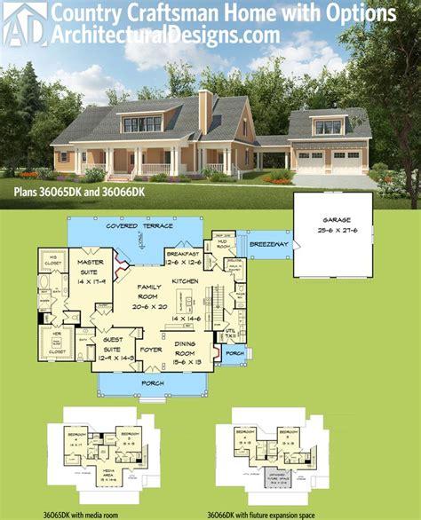 6 Bedroom House Floor Plans Plan 36065dk 4 Beds And A Breezeway 집 건축